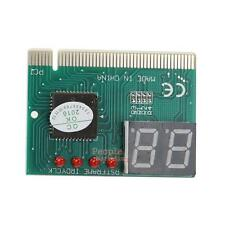 P4PM  2Digit PC PCI Diagnostic Card Motherboard Analyzer Tester Post for Desktop