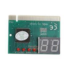 P4PM  2Digit PC PCI Diagnostic Card Motherboard Analyzer Tester Post for Desktop