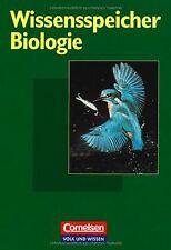 Wissensspeicher: Biologie: Nachschlagewerk von Brehme, D... | Buch | Zustand gut