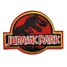 1 Écusson Brodé Thermocollant NEUF ( Patch ) - Jurassic Park