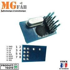 Module 2.4GHz NRF24L01 compatible Wireless chiponboard | Arduino Mysensors NRF24