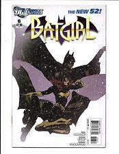 BATGIRL # 6 (DC NEW 52!  APR 2012), NM NEW