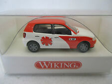 Wiking 1/87 071 05 34 Notarzt VW Polo  WS3164