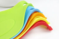 Kitchen Supplies Silicone Soup Spoon Pad Heat Resistant Placemat Spoon Tray