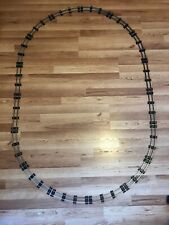 16 PIECE LOT VINTAGE AMERICAN FLYER S GAUGE Train TRACK 12 CURVED 4 STRAIGHT RR