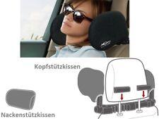 Kinder Erwachsene Auto Sitz Kopfstütze Nacken Kissen für Ssangyong Kopf Hals neu