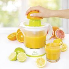 Quest Nutri-Q Electric citrus spremiagrumi frutta premere SUCCO D'ARANCIA Estrattore 40 W 1.2 L