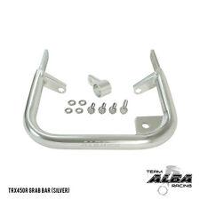 Honda TRX 450R TRX450R Rear Grab Bar  Bumper  Alba Racing  Silver     218-T5-S