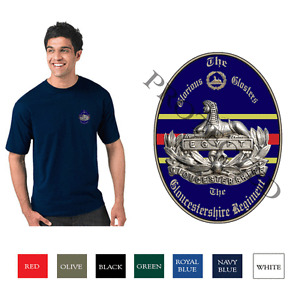The Gloucestershire Regiment - T Shirt