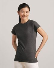 30 Blank Gildan Women SoftStyle T-Shirt 64000L Bulk Lot ok to mix S-XL & Colors