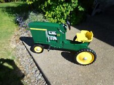 1963 D 63 JOHN DEERE PEDAL TRACTOR - PROFESSIONALLY RESTORED