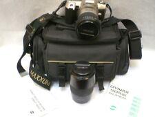 Minolta XTsi Camera w/28-80mm lens and Zoom Auto Focus lens 75-300mm; Case