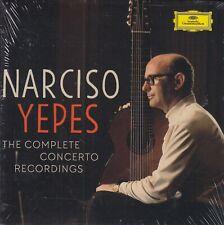 Narciso Yepes: The Complete Concerto Recordings - 5-CD-Boxset (NEU! OVP, NEW!)