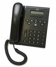 Cisco CP-6921-C-K9 Unified Ip Phone 6921 2 Line VoIP SCCP/SIP