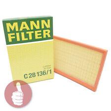 Original MANN-FILTER Luftfilter C 28 136/1 VW Seat Skoda