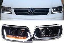 Scheinwerfer VW T5 Bus 03-09 T6-OPTIK dynamischer Led Laufblinker links rechts