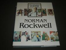1979 NORMAN ROCKWELL 332 MAGAZINE COVERS BOOK BY CHRISTOPHER FINCH - I 805