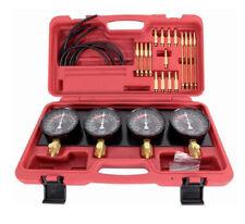 Pro Fuel Vacuum Carburetor Synchronizer carb sync Gauge Set Rubber Hose A3018