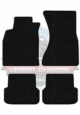 Mini Cooper S 02-06 Floor Mat 4 peice Black Classic Loop