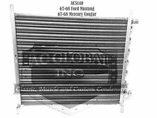 67 68 Ford Mustang Mercury Cougar AC Condenser AC5140 C7ZZ 19712A MADE IN USA