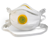 Wholesale 60 Masks - P3 FFP3 Dust Fume Valved Masks Respirators