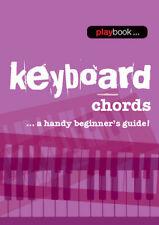Guía: acordes de teclado (varios)