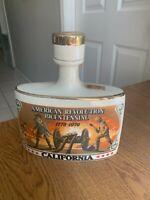 Vintage 1976  American Revolution Bicentennial California Decanter 1776-1976
