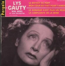 LYS GAUTY  FRENCH EP  LE BISTROT DU PORT + 3