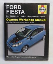 Paper Fiesta Haynes Car Manuals and Literature