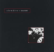 SLOWDIVE-SOUVLAKI  CD NEW