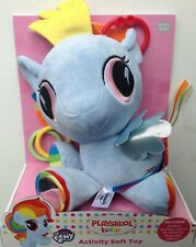 Playskool My Little Pony Activity Soft Toy from Birth