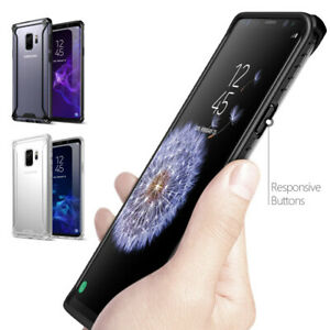 Samsung Galaxy S9 Case Poetic Clear PC Back TPU Bumper Drop Protection Cover