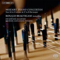 Ronald Brautigam - Mozart: Piano Concertos Nos. 20/ 27 [Ronald [CD]