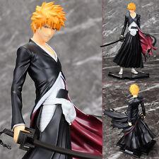 Anime Cartoon Cool Bleach Kurosaki Ichigo PVC Action Figure Model Anime Toy Gift