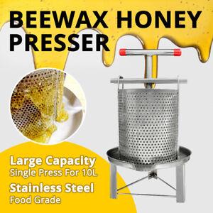 Bee Honey Presser Household Manual Wine Press Wax Machine Beekeeping Equipment