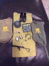 Original VINTAGE ACTION MAN Repuestos Paquete de Kit de operaciones especiales