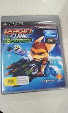 Ratchet & clank Qforce PS3