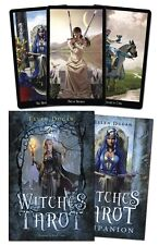 Witches Tarot By Ellen Duncan Illustrated by Mark Evans