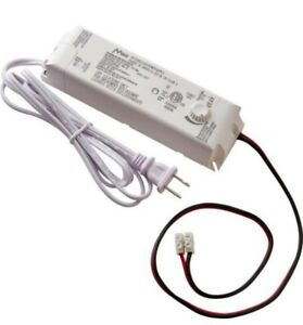 Commercial Electric 60 Watt 12 Volt LED Power Supply w/ Dimmer 17065