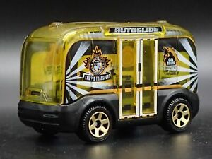 SELF DRIVING CITY CAMPUS BUS 1:64 MB SCALE COLLECTIBLE DIORAMA DIECAST MODEL CAR