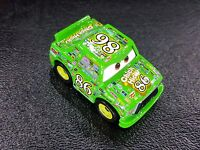 DISNEY PIXAR CARS DIE CAST MINI RACERS CHICK HICKS #25 2018 FREE SHIP $15+