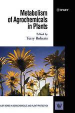 Metabolism of Agrochemicals in Plants (Hardback book, 2000)