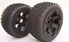 1/5 Rovan Rear Wheels with Dirt Buster style tyres fit Rovan 5B