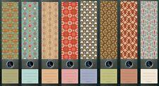 8 Ordnerrücken Pattern Muster Ordneraufkleber Aufkleber Deko 321 322