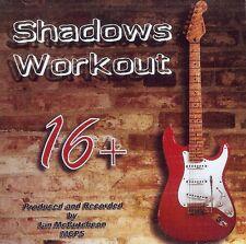 SHADOWS WORKOUT 16+    BACKING TRACK CD BY Ian McCutcheon
