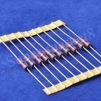 10pcs 1.5K ohm 1/2W AB Carbon Comp Composition Resistor ALLEN Style