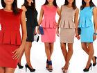 Fashionable Women's Dress Unique Pattern Tunic Style Sleeveless Size 10-16 FA27