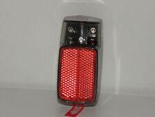 Batterie Rücklicht 3 LED Schutzblechmontage Fahrrad Rücklicht  NR 01515