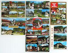 7 x REIT IM WINKL Lot Mehrbildkarten Ansichtskarten ungelaufen AK ab/nach ~1970