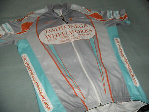 DAHLONEGA WHEELWORKS CYCLING JERSEY ADULT XL